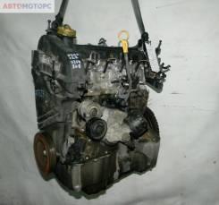 Двигатель дизельный на Renault Scenic 2 2005,1.5 л, дизель