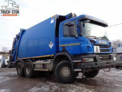 Scania P360. Мусоровоз , 12 740куб. см.