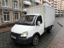 ГАЗ ГАЗель. ГАЗ Газель 3302, 2 400куб. см., 1 500кг.