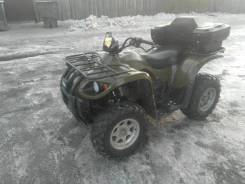 Stels ATV 500K. исправен, есть псм\птс, с пробегом