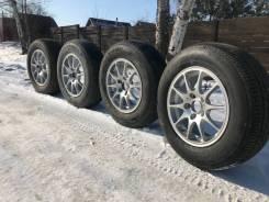 """Комплект колёс на 15 ( Резина + Литье). Отправлю в регионы РФ. 6.5x15"""" 5x114.30"""