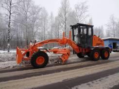 Завод ДМ. Автогрейдер DM-14.1 (КП-мех, двиг ЯМЗ, ЗДМ), 6 750куб. см.
