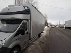ГАЗ ГАЗель Next. Газель Некст Европлатформа, 2 800куб. см., 1 500кг., 4x2