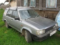 Toyota Sprinter Carib, 1985