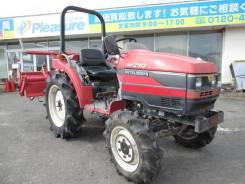 Mitsubishi. Японский мини-трактор MT240, 24 л.с., В рассрочку