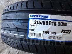 Toyo Proxes CF2 , Japan, 215/55R16