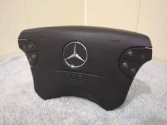 Подушка безопасности водителя airbag в руль Mercedes w210 w208 w463