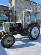 ЮМЗ 6КЛ. Трактор ЮМЗ-6кл, 60 л.с.