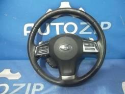 Продам руль и подушку в руль на Subaru Forester SJ5 2013г