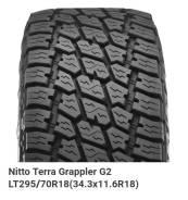 Nitto Terra Grappler G2, 295/70 R18