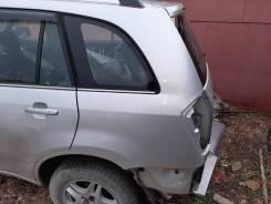 Задняя часть автомобиля Chery tiggo. Chery Tiggo Chery Tiggo T11 Vortex Tingo