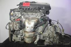 Двигатель Nissan CR14 CR14-DE c АКПП и навесным на Cube BZ11