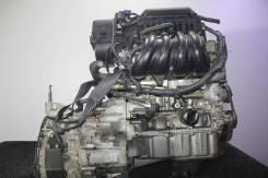 Двигатель Nissan CR14-DE на Cube BZ11 с АКПП и навесным