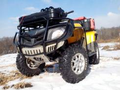 Stels ATV 800GT MAX. исправен, есть псм\птс, с пробегом