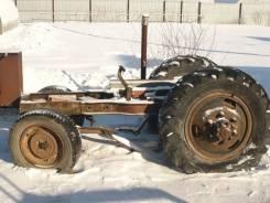 Самодельная модель. Мини-трактор самодельная модель