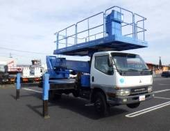 Mitsubishi Fuso Canter. Автовышка платформа Mitsubishi Canter 20 метров!, 5 200куб. см., 20,00м. Под заказ