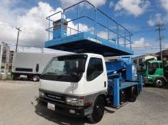Mitsubishi Fuso Canter. Автовышка платформа Mitsubishi Canter 16!, 5 200куб. см., 16,00м. Под заказ