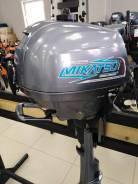 Лодочный мотор Mikatsu MF3,5FHS Гарантия 10 ЛЕТ!