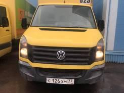 Volkswagen Crafter, 2013