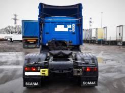 Scania. Седельный тягач 2008 года, 10 640куб. см., 12 140кг., 4x2