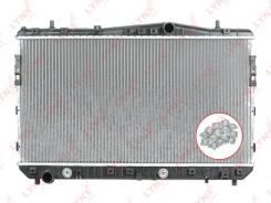 Радиатор охлаждения паяный AT LYNXauto [RB1016]
