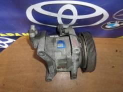 Компрессор кондиционера Nissan Sunny FB15 QG15/QG18 б/у на четыре шпильки 926004M415