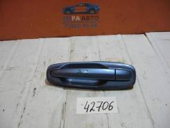 Ручка двери задней наружная левая Chevrolet Lacetti 2003-2013 Chevrolet Lacetti 2003-2013; Daewoo Gentra II 2013-2015; Daewoo Nubira 2003-2007