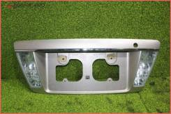 Накладка крышки багажника Toyota Corolla NZE121 1NZFE (7681112760J0)
