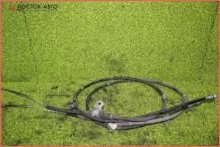 Трос ручника Mitsubishi Pajero V93W 6G72 (4820A122,4820A121)