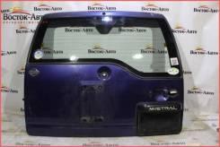 Дверь багажника Nissan Mistral R20 TD27T (901007F030,901001F130,901007F730)