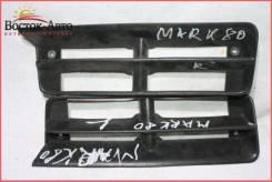 Заглушка бампера Toyota Mark II GX81 1GFE (5311222100,5311322090)