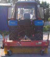 Щёточное оборудование на трактор