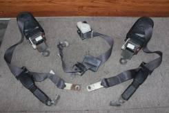 Задние ремни безопасности Cadillac DeVille 2002г