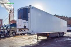Schmitz S.KO. Schmitz Cargobull SKO 24/L - FP 60 ThermoKing SLXe300 [CAT:163510], 39 000кг.