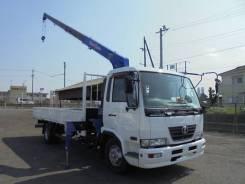 Nissan Diesel Condor. UD trucks condor с краном 3 тонны 2006 год, 5 000кг., 4x2. Под заказ