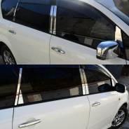Панель стойки кузова внешняя. Toyota: Corona, Ipsum, Corolla, Altezza, Tundra, Sprinter, Vista, Voltz, Succeed, Hilux Pick Up, bB, Starlet, Porte, Pro...