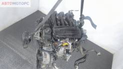 Контрактный двигатель Citroen C4 Cactus, 1.2 л, бенз (HMZ)