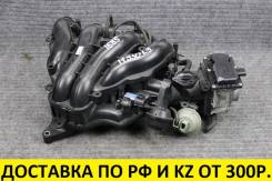 Коллектор впускной. Mazda Mazda3, BL, BL12F, BL14F, BLA4Y Mazda Mazda5, CW Mazda Mazda6, GH LF17, LFDE, LF5H, LFVE
