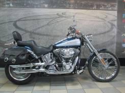 Harley-Davidson Softail Deuce FXSTDI, 2002