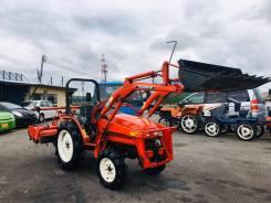 Yanmar. Продам трактор фронтальный погрузчик AF226 Япония, 23 л.с.