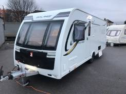 Lunar. Премиум караван 2018 4-5 чел с электро-стабилизацией и палаткой. Под заказ