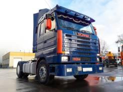 Scania. Седельный тягач 1992 года, 11 021куб. см., 11 645кг., 4x2