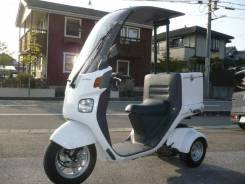 Honda Gyro Canopy. 49куб. см., исправен, без птс, без пробега. Под заказ