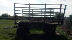 ПТС 4. Телега для трактора