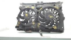 Вентилятор охлаждения двигателя двойной (Б/У в сборе с диффузором, панель пер. /телевизор) Citroen/Peugeot 1253Q7 2015517541494 Б/у