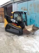 JCB 260T. Продам гусеничный минипогрузчик 2012г, 1 300кг., Дизельный, 0,70куб. м.
