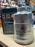 Фильтр топливный Vic FC321(OE№MB220900)