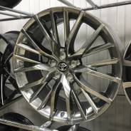 R20 5х114,3 ET30 j8 NEW Lexus NX/RX/Toyota RAV4, Highlander. Графит!