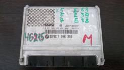 Блок управления. BMW 7-Series, E38 BMW 5-Series, E39 BMW X5, E53 M51D25, M52B28, M52B28TU, M54B30, M57D30, M60B30, M60B40, M62B35, M62B44, M62TUB35, M...