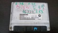 Блок управления. BMW 5-Series, E39 BMW 3-Series, E46, E46/4, E46/5, E46/2, E46/2C, E46/3 BMW 7-Series, E38 BMW X5, E53 M47D20, M47D20TU, M51D25, M51D2...